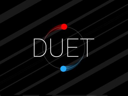 Duet : un jeu où la synchronisation est reine