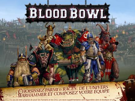 Blood Bowl passe à moins de un euro et introduit deux nouvelles races