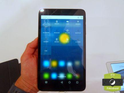 Alcatel One Touch Hero 8 : la tablette 4G fait aussi téléphone