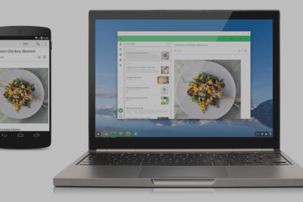 Un hack pour faire tourner les applications Android sous Chrome OS