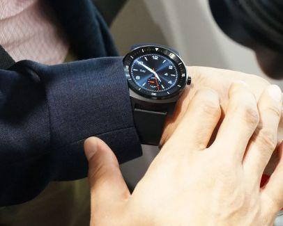 Prise en main de la LG G Watch R : «l'autre» montre ronde