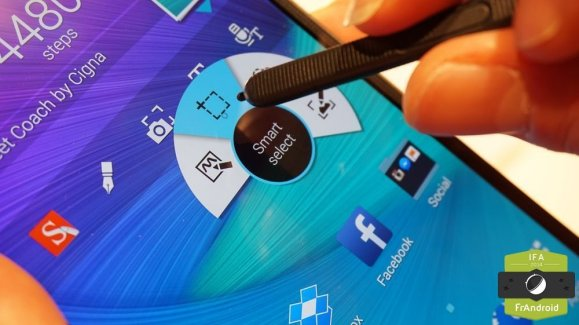 Samsung accélère la commercialisation du Galaxy Note 4