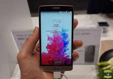 Prise en main du LG G3 S : le même, en plus petit et moins performant