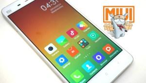 MIUI V6 : une interface taillée pour le Xiaomi...