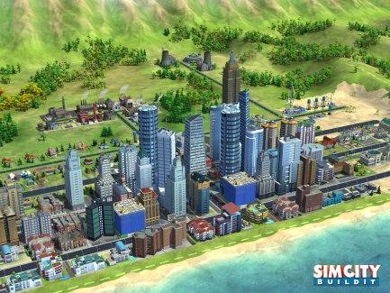 SimCity Build It, le retour du chantier géant sur Android