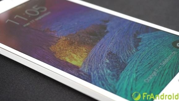Samsung Galaxy Note 4 (noir et blanc) : nos photos avant sa sortie en octobre