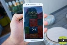 Prise en main du nouveau Moto X, le fameux Moto X+1