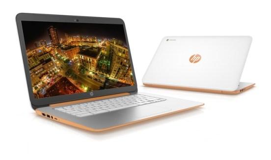HP annonce deux nouveaux Chromebook dont un sous Tegra K1