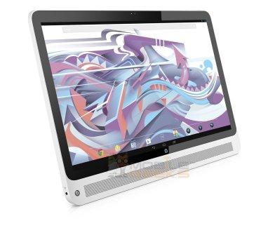HP Slate 17 : un ordinateur/tablette tout en un de 17 pouces sous KitKat