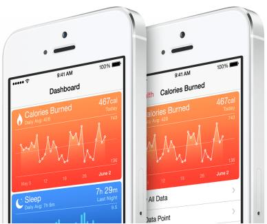 Apple Health (iOS 8) vs Google Fit Platform (Android L) : la comparaison