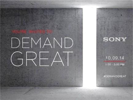 Sony : le Xperia Z3 pour reconquérir l'Amérique ?