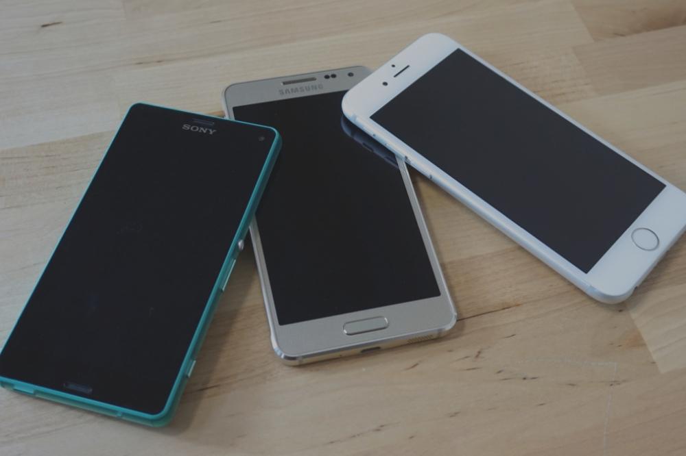 Samsung et Nokia chutent, Huawei et Xiaomi en embuscade