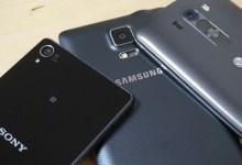 Galaxy Note 4, Xperia Z3 et LG G3 : le face-à-face photo