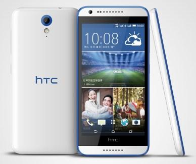 HTC prépare un Desire 820 Mini avec un écran de 5 pouces