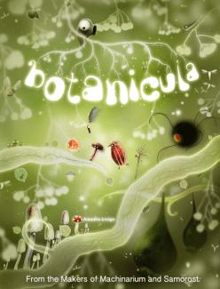 Botanicula : un excellent point and click végétal qui donne le sourire