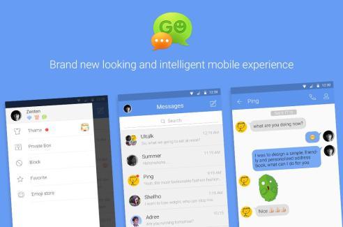 Go SMS Pro provoque une grosse colère chez ses utilisateurs