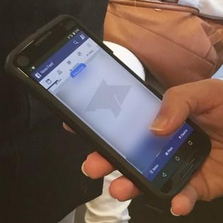 Le Nexus 6 surpris dans les transports en commun américains