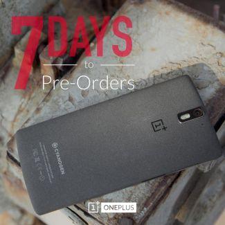 On sait désormais quand commencent les précommandes du OnePlus One !