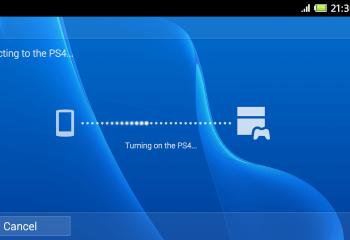 C'est parti pour la fonction PS4 Remote Play sur les Xperia Z3