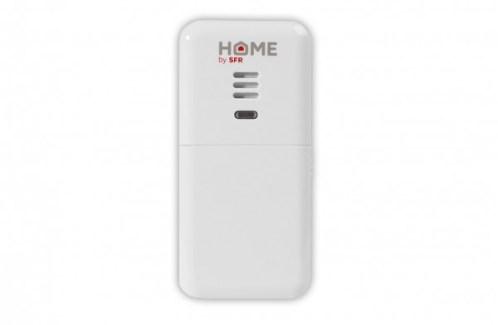 SFR Home inclut désormais un thermomètre connecté pour la maison