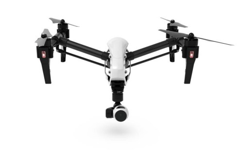 DJI Inspire 1 : le drone qui filme en 4K et vole à 80 km/h
