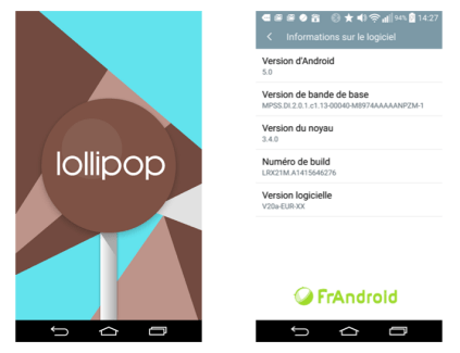Tuto : Comment installer Android 5.0 (Lollipop) proprement sur votre LG G3 ?