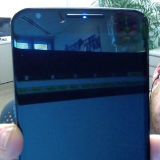 Le Nexus 6 dispose d'une LED de notification activée par le root de l'appareil