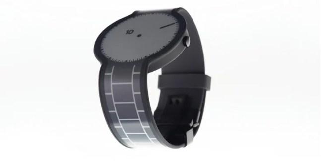 Sony : une montre tout en e-paper pour 2015 ?