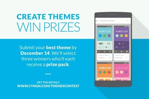Cyanogen Themes, une app de personnalisation préinstallée sur les futurs terminaux Yu