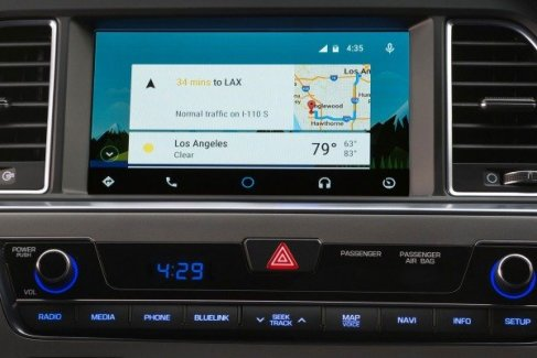 Android Auto et ses applications tierces montent en voiture, uniquement sous Lollipop