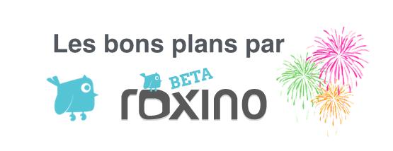 Bons plans mobiles par Roxino : le plein de bonnes affaires