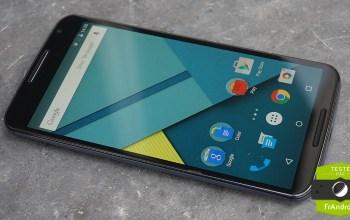 Test du Nexus 6, le parfait représentant des smartphones XXL ?