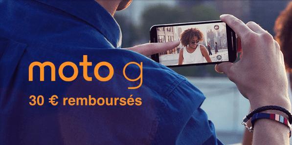 Bon plan : Le Moto G 4G à 119 euros (avec ODR de 30 euros) chez Amazon