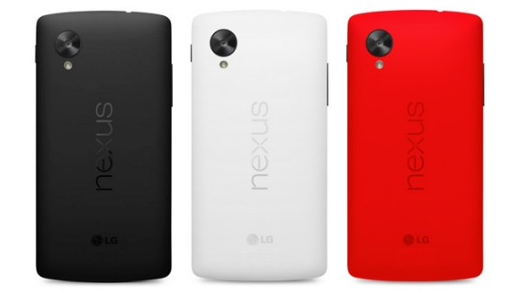 Nexus 5 : déploiement imminent d'Android 5.1.1 ?