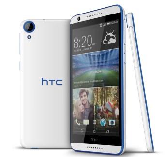 Les prix et disponibilités des HTC Desire 620 et Desire 820 pour la France