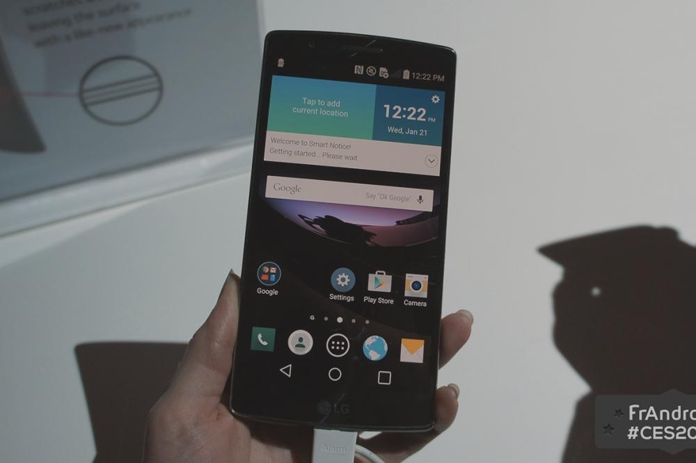 LG officialise son G Flex 2, avec le Qualcomm Snapdragon 810