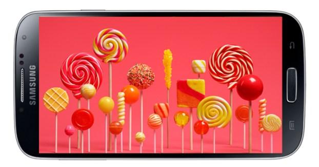 La ROM Android 5.0.1 Lollipop pour le Galaxy S4 en fuite sur Internet