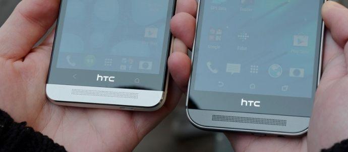 Le HTC One (M9) ne devrait plus avoir de barre noire en façade