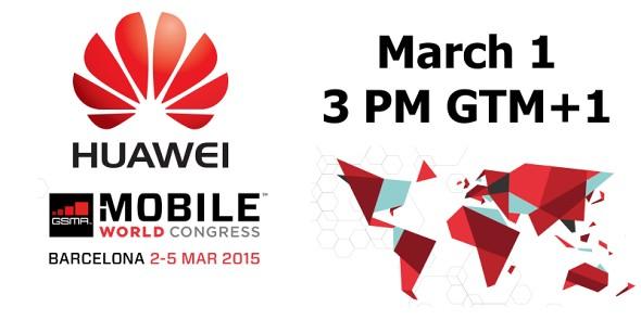 Huawei tiendra sa conférence du MWC le 1er mars prochain
