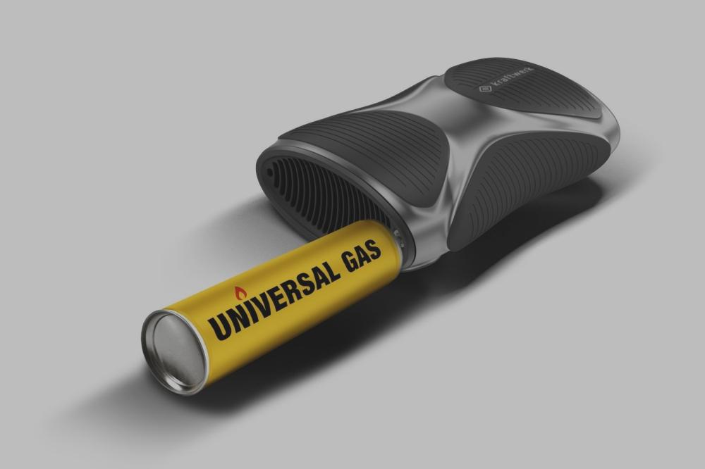 KraftWerk permet de recharger des smartphones avec une simple bombonne de gaz