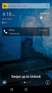 Avec Picturesque Lock Screen, Bing s'invite sur votre écran de déverrouillage