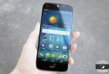 Test du Acer Liquid Jade S : enfin de la 4G !
