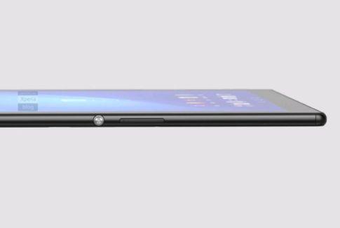 Sony dévoile accidentellement la Xperia Z4 Tablet