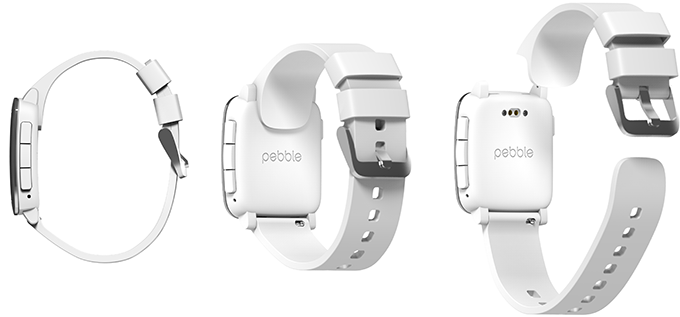 Pebble ouvre un fonds d'un million de dollars pour développer des bracelets intelligents