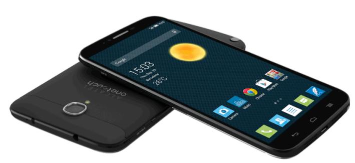 Alcatel One Touch Hero 2+, le même avec CyanogenMod préinstallé