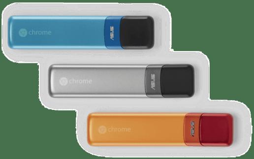 Asus Chromebit, la plus petite machine sous Chrome OS