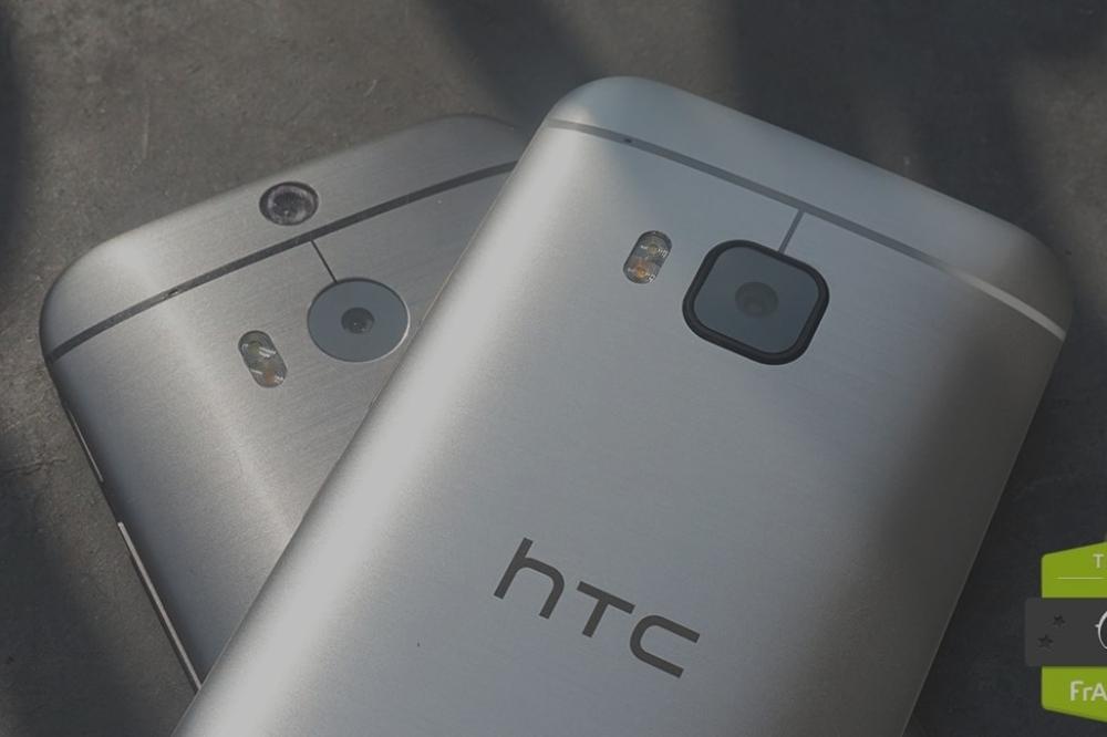 HTC One M8 vs One M9 : performances, photo et autonomie passées au crible