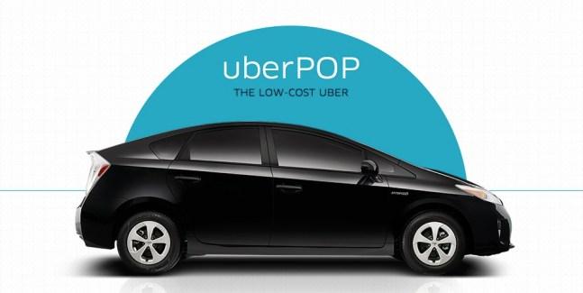 Pour François Hollande «UberPOP doit être dissous»