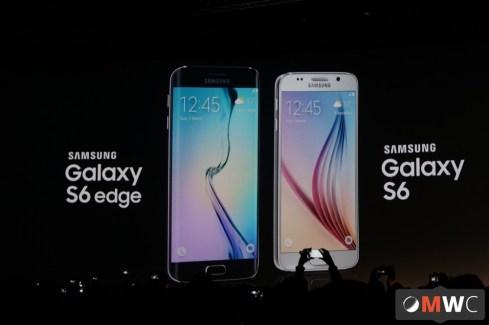 Les Galaxy S6 et Galaxy S6 Edge sont officiels