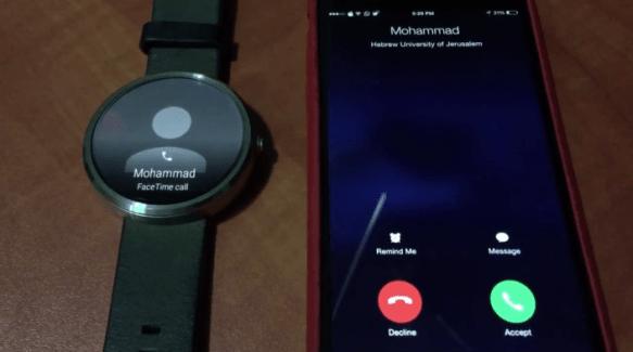 Un développeur affirme avoir repéré des lignes de codes relatives à iOS dans le code d'Android Wear
